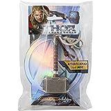 Monogram - Thor The Dark World Hammer Pewter Portachiavi