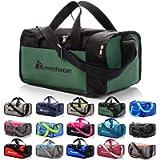 sports bag gym bag holdall men women duffel shoulder fitness bag swimming pool bag travel holiday strap sport bag cabin…
