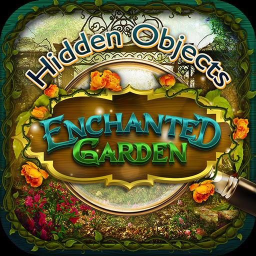 Hidden Objects - Enchanted Secret Garden Passages & Object Time Seek Find Game