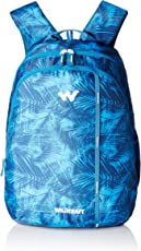 Wildcraft 28 Ltrs Blue Backpack (WC 1 Foliage 1)