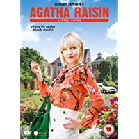 Agatha Raisin - Series 3 [DVD]