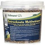 Erdtmanns Gedroogde meelwormen, per stuk verpakt (1 x 150 g)