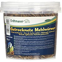 Erdtmann Dried Mealworms, 150 g