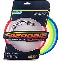 Aerobie - 6046399 - Aerobie Superdisc, Frisbee für präzise Würfe, farblich sortiert