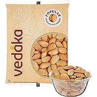 Amazon Brand - Vedaka Popular Whole Almonds, 200g