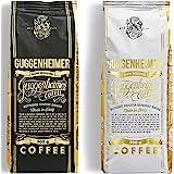 NIEUW | GUGGENHEIMER KOFFIE | Koffiebonen Proefverpakking 1 kg | Supreme 500g & Gourmet Arabica 500g | weinig zuurgraad & bit