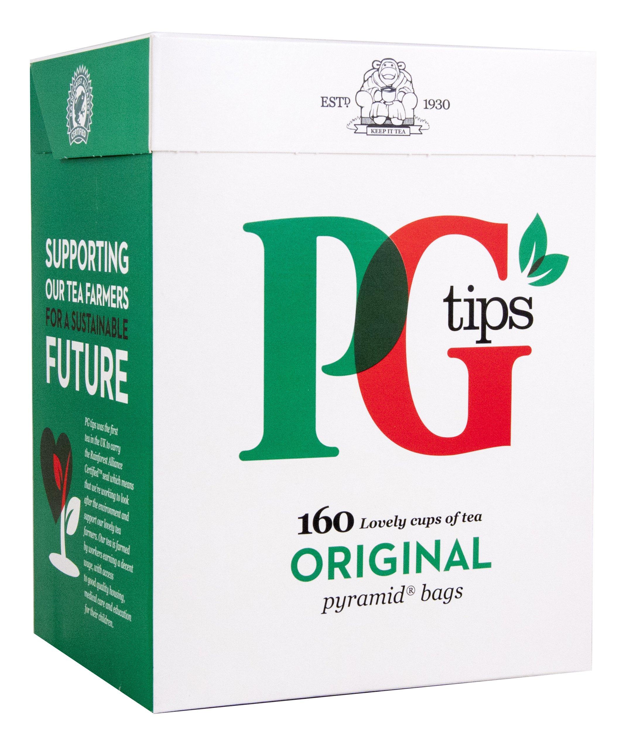PG-Tips-Pyramid-160-Btl-500g-Schwarzer-Tee-im-Pyramid-Teebeutel