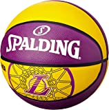 Spalding Ballon Team Ball L.A.Lakers Taille 7