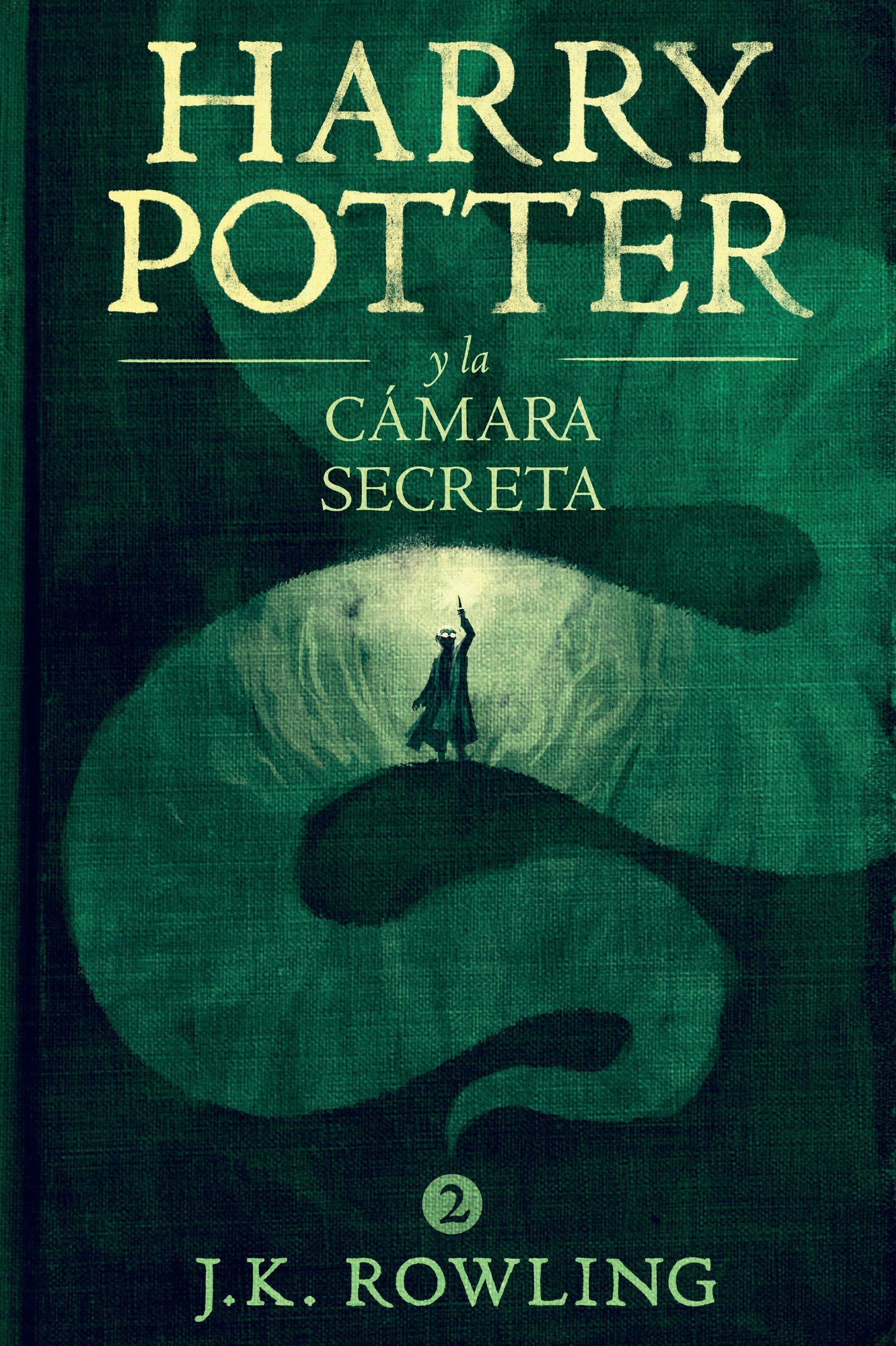 919U1EN3bVL - Harry Potter y la cámara secreta