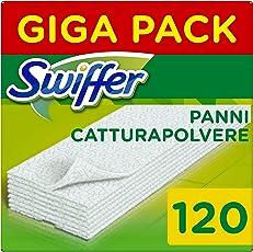 Swiffer Dry 120 Panni Catturapolvere