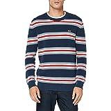 Tommy Jeans Men's TJM Light Striped Sweater