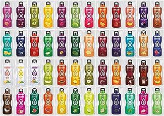 Bolero Drinks - Kennenlernpaket (48 Sorten), 429 g, für 72 Liter Getränke