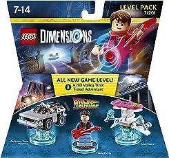 TT Games Lego Dimensions Level Pack - Ritorno al Futuro