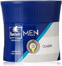Parachute Advansed Men Hair Cream,Classic 100 gm (Pack of 3)