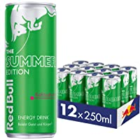 Red Bull Energy Drink Summer Edition Kaktusfrucht 250 ml (12 Dosen) EINWEG