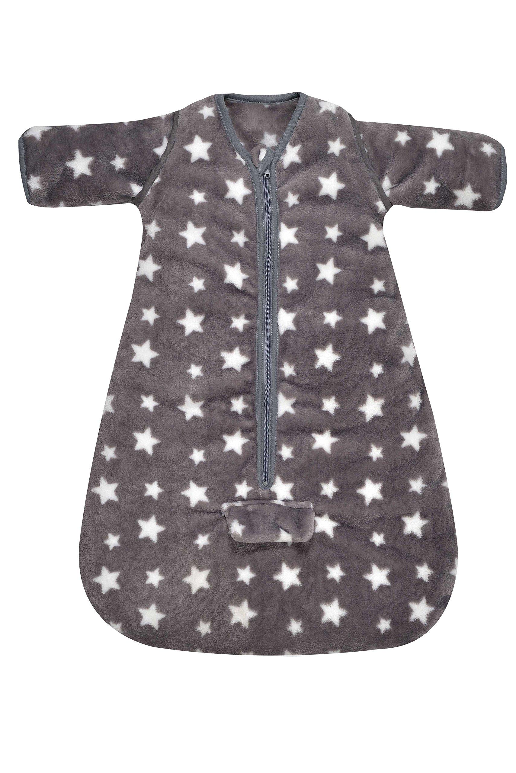 poyetmotte invierno saco de dormir, Pearl/Star