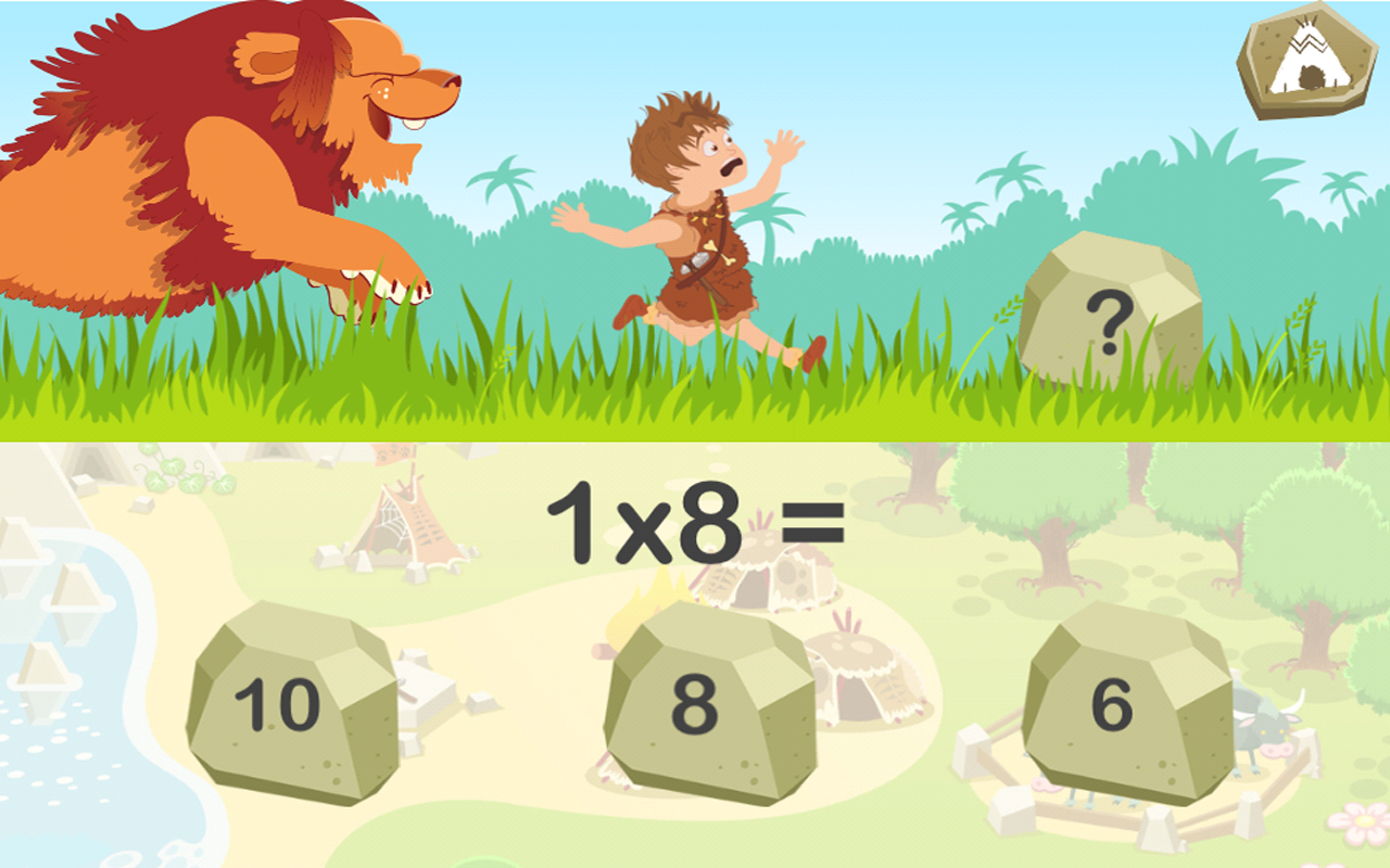 Revise your multiplication tables LITE: Amazon.de: Apps