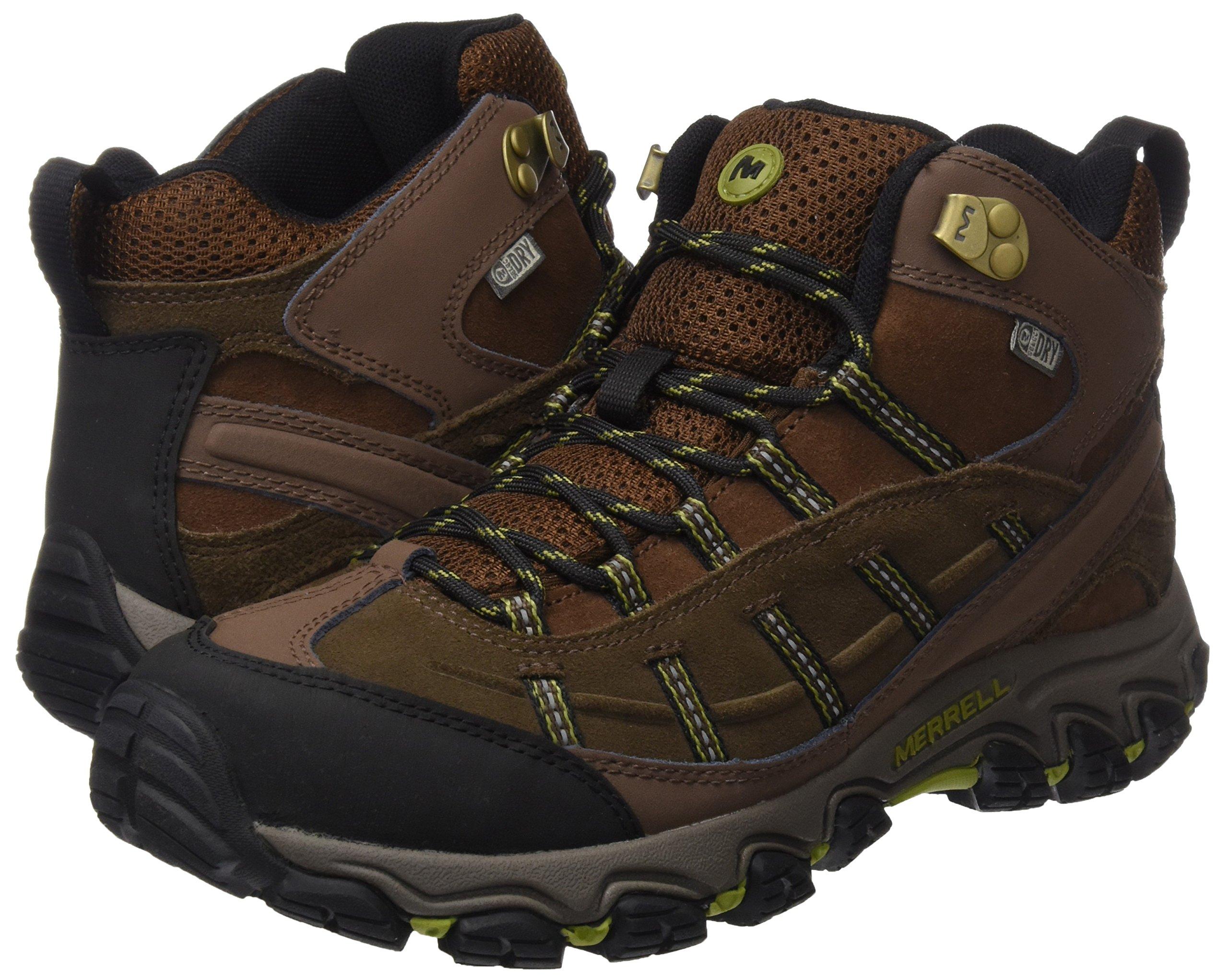 919bRHZLznL - Merrell Men's Terramorph Mid Waterproof High Rise Hiking Boots
