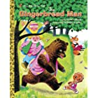 Richard Scarry's The Gingerbread Man (Little Golden Book) (English Edition)