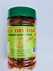 Dry Bombay Duck Pickle 200g