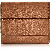 Esprit Accessoires 070ea1v314, Billetera para Mujer, Negro, Einheitsgröße