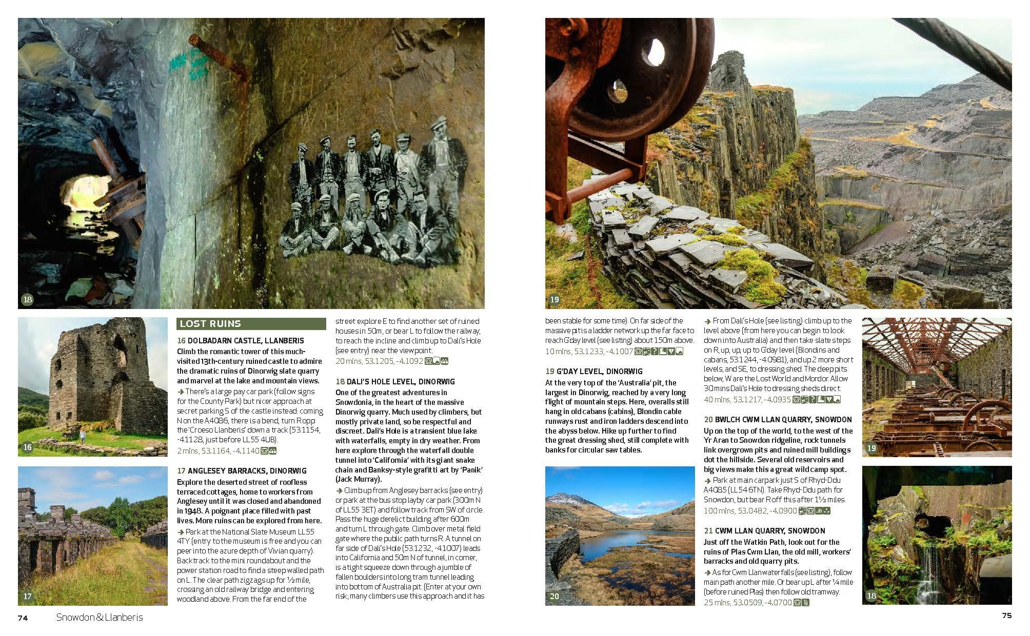 Wild Guide Wales and the Marches (Wild Guides) 21