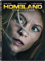 Homeland: The Complete Season 5 (4-Disc Box Set)