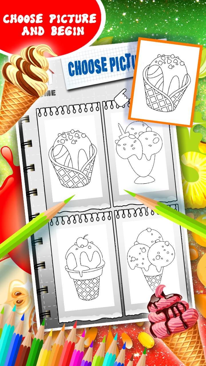 Eis-Malbuch: Amazon.de: Apps für Android