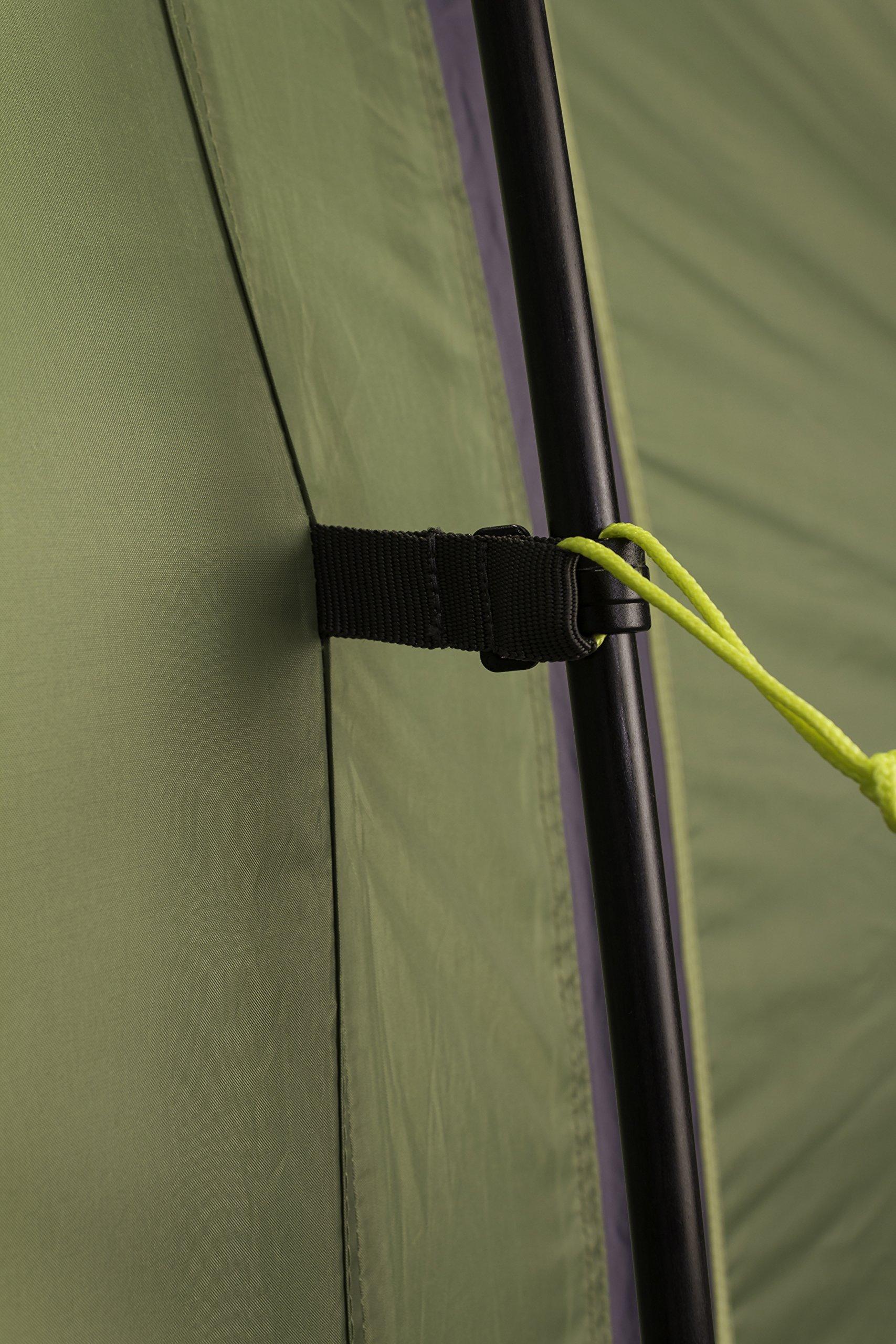 Vango Odyssey Family Tunnel Tent, Epsom Green, 600 6