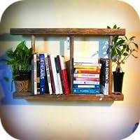 DIY Book Shelf Projects