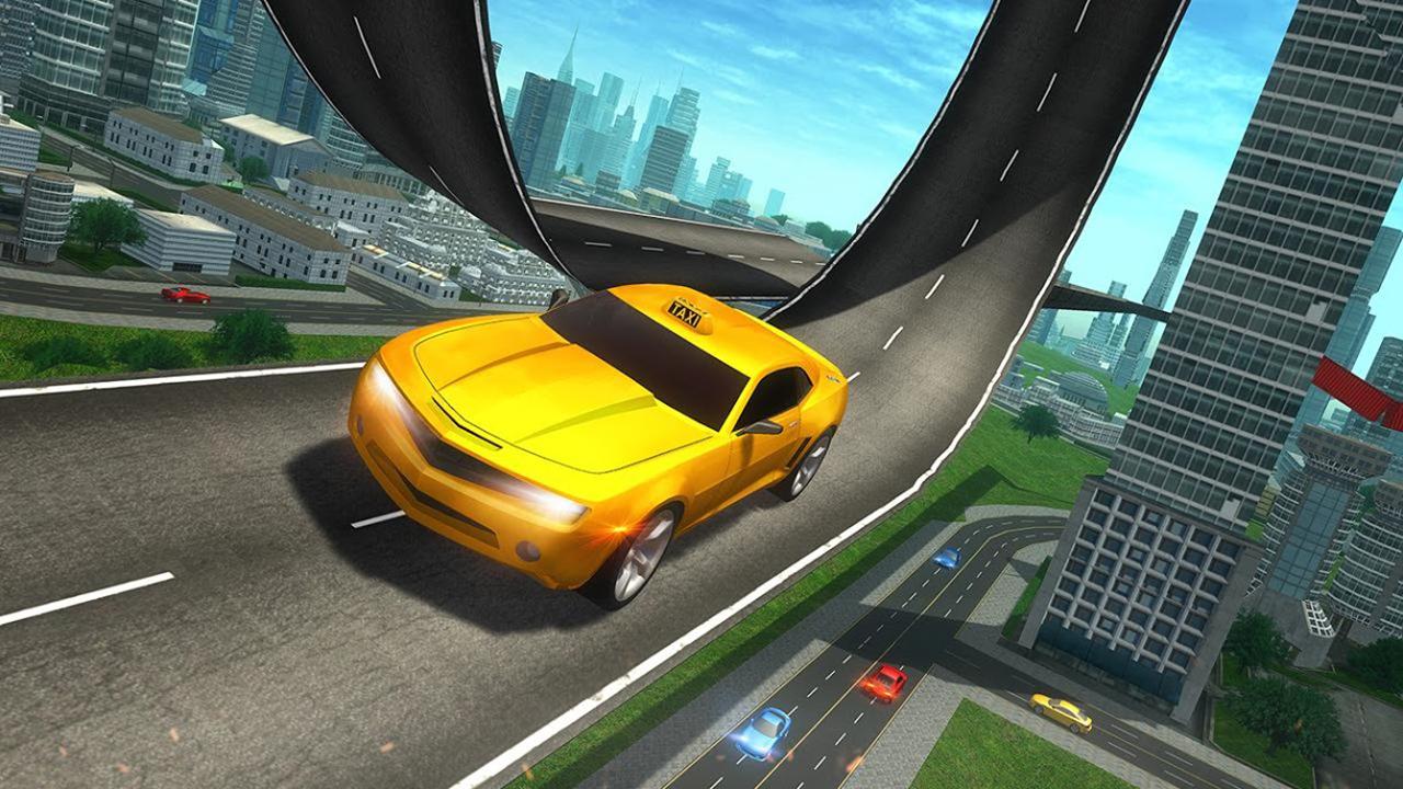 Autofahren Simulation