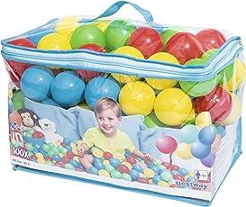 Splash & Play 100 Bouncing Balls