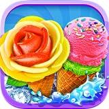 Unicorn Ice Cream Sundae - Ice Desserts Maker