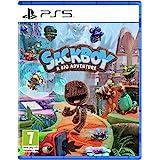 Sackboy : A Big Adventure sur PS5, Jeu de plateforme et d'aventure 3D, Edition Standard, 1 à 4 joueurs, Version physique, En