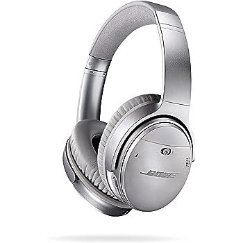 Bose QuietComfort 35 Casque à Réduction du Bruit sans Fil - Argent