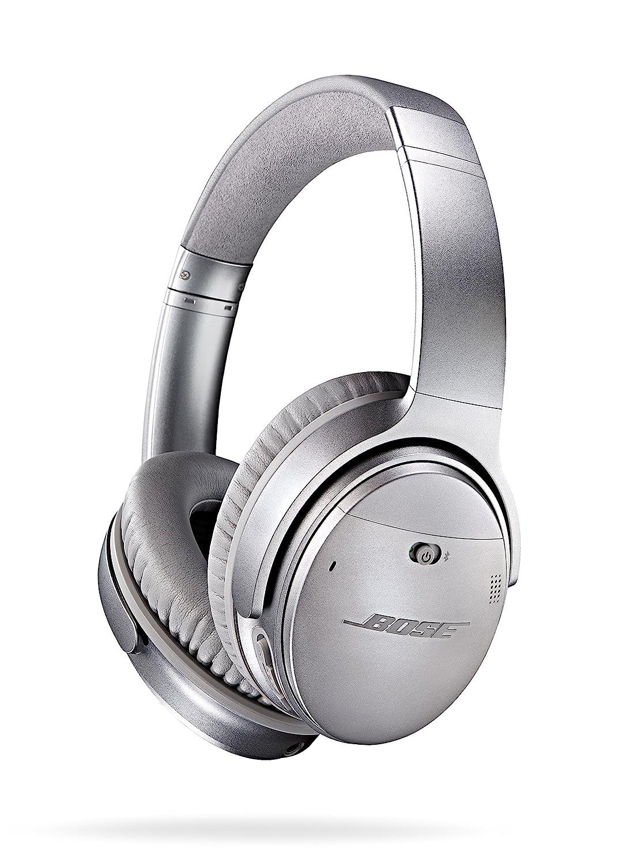 Bose QuietComfort 35 Kopfhörer silber