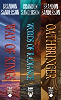 The Stormlight Archive, Books 1-3: The Way of Kings, Words of Radiance, Oathbringer (English Edition)