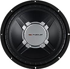 """Hamaan HMWF-2700 12"""" Dual Voice Coil Subwoofer"""