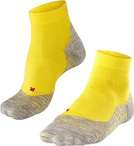 FALKE Herren Laufsocken RU4 short, Kurze Runningsocke mit Baumwolle, leichte Dämpfung für blasenfreies Laufen, 1 er Pack