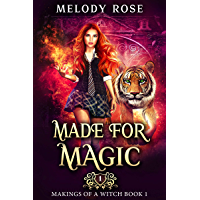 Made For Magic: A Magical Academy Reverse Harem Story (Makings of a Witch Book 1) (English Edition)