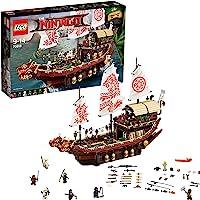 LEGO Ninjago - Le QG des ninjas 70618 - Jeu de Construction