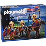 Playmobil - 6006 - Jeu de Construction - Chevalier du Lion Imperial
