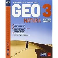 Geonatura. Atlante osservo e imparo-Extrakit-Openbook. Per la Scuola media. Con e-book. Con espansione online (Vol. 3)