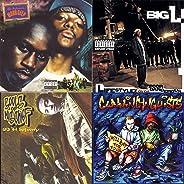 Classic Hip-Hop zum Arbeiten