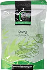 Special Tea Loose Tea, Ginseng Oolong,8 Ounce