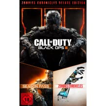 Call of Duty: Black Ops III Zombies Chronicles Deluxe [PC Code - Steam]