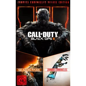 Call of Duty: Black Ops III Zombies Chronicles Deluxe [PC Code – Steam]