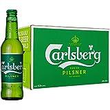 Carlsberg Birra Pilsner 24 Bottiglie da330 ml