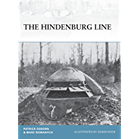The Hindenburg Line (Fortress Book 111) (English Edition)
