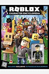Roblox Character Encyclopedia Hardcover